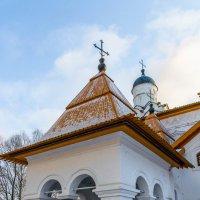 Свято - Троицкий Александра Свирского мужской монастырь :: Виктор Орехов