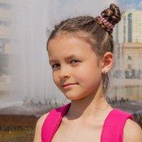Детский взгляд. :: Александр Шамов