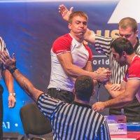 Спорт сильнейших :: Александр Колесников