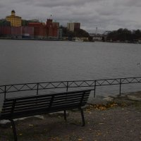 Стокгольм в ноябре. :: Serb
