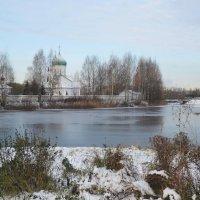 Заснеженный ноябрь :: Наталья Левина