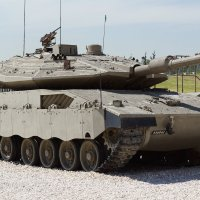 Танк Меркава-Mk4 (Израиль) :: mikhail