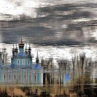 Призрачный храм :: Марина Marina