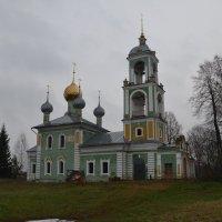 Храм в Деболовском :: demyanikita