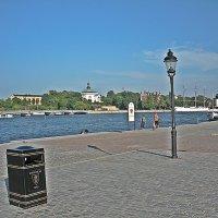 Стокгольмский  фонарь. :: Виталий Селиванов