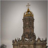 Церковь Знамения Пресвятой Богородицы в Дубровицах . Подольск . :: Игорь Абламейко