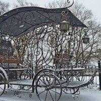 Зимняя карета :: Vladimir Semenchukov