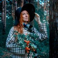 Сказочная дева лесного полотна :: Нина