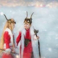 Стражи снежного королевства :: Евгения Малютина