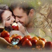 На яблоневый спас... :: Michelen