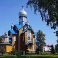 Храм в Каменюках :: Ольга Чистякова
