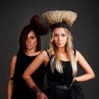 Анастасия и Лилия :: Ann Sidorova