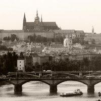Прага в стиле ретро :: Николай Ярёменко