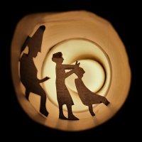 Когда зажигается свет... :: Марина Marina