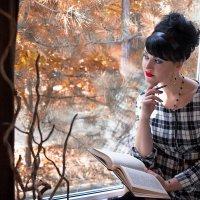 Осень за окном.... :: Райская птица Бородина