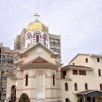 Храм Иоанна Готского :: Tata Wolf