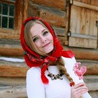 Русская красавица) :: Татьяна Тимофеева