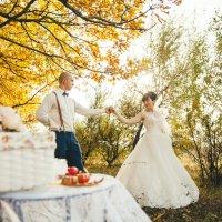 Осенняя свадьба :: Альбина Якубова