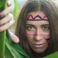 Балийская амазонка :: Ольга Фефелова