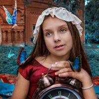 Алиса в Зазеркалье :: Нина