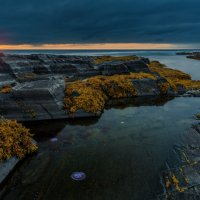 угасающий закат :: Владимир Колесников