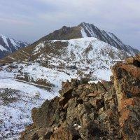 На высоте  3336 м находится Космостанция. :: Anna Gornostayeva