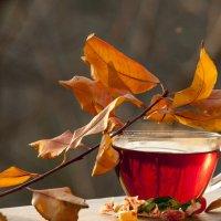 Чай с привкусом осени*** :: ФотоЛюбка *