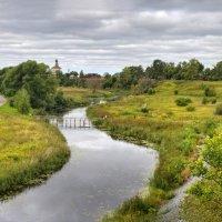 Пейзаж с рекой :: Константин