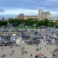 московская хаотичность :: vlada so-va
