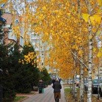 ...городская осень :: юрий иванов