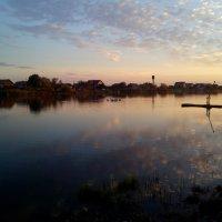 Утро в деревне :: Владимир Реджепбаев