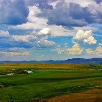 Чулымская долина :: Сергей Чиняев