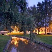 Вечер в парке :: Ольга