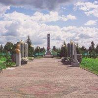 Мемориал Земля Юрматы :: Вячеслав Баширов