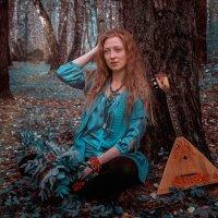 Зачарованный лес :: Нина