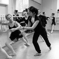 Обучение танцу :: Сергей Ефименко