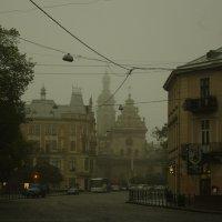 туман :: Юлия Кожевникова