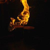 Огонь :: Юлия Кожевникова