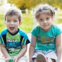 Детки :: Дмитрий Сахончик