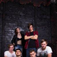 Рок-группа в студии :: Valentina Zaytseva