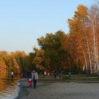 Уходящий, теплый, золотой денёк :: 4uika (Алла) Тарасова