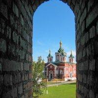 Успенский Брусенский женский монастырь :: Владимир Безбородов