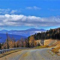Трасса в горах :: Сергей Чиняев