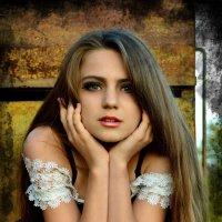 Портрет в стиле Glam-Rock :: Елена Григорьева