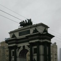 Триумфальная арка :: Аlexandr Guru-Zhurzh