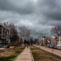 Тучи над городом :: Вячеслав Баширов