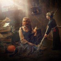 Школа ведьмочек :: Denis Tolimbo Volkov