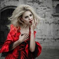 Вампирша после трапезы))) :: Леся Седых