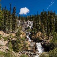 водопад Tangle :: Константин Шабалин