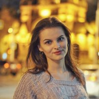 Ночной портрет :: Андрей Майоров